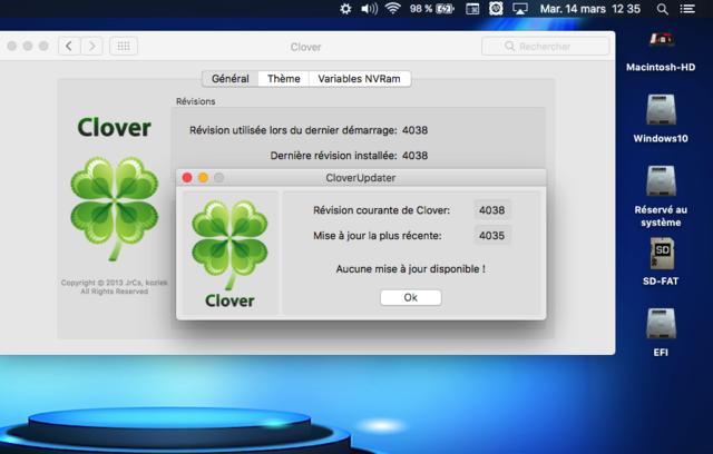 Clover Créateur Captur55