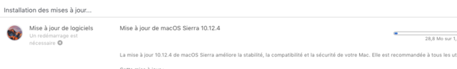 Mac OS SIERRA 10.12.4 Captur99