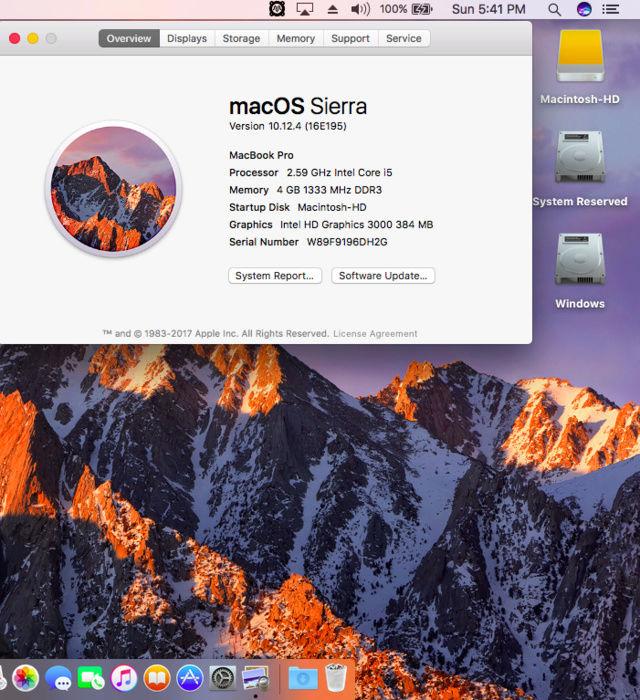 macOS High Sierra et macOS   Sierra HP Probook 4530S, 4440S, 4540S, 6460B, 6570B, 8460P, 8470p, 6470B,2570P, 9470M (UEFI) - Page 6 Untitl11