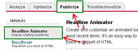 لربط تغدية منتداك بموقع feedburne لجعل أرشفة منتداك احترافية في محرك البحث جوجل 910