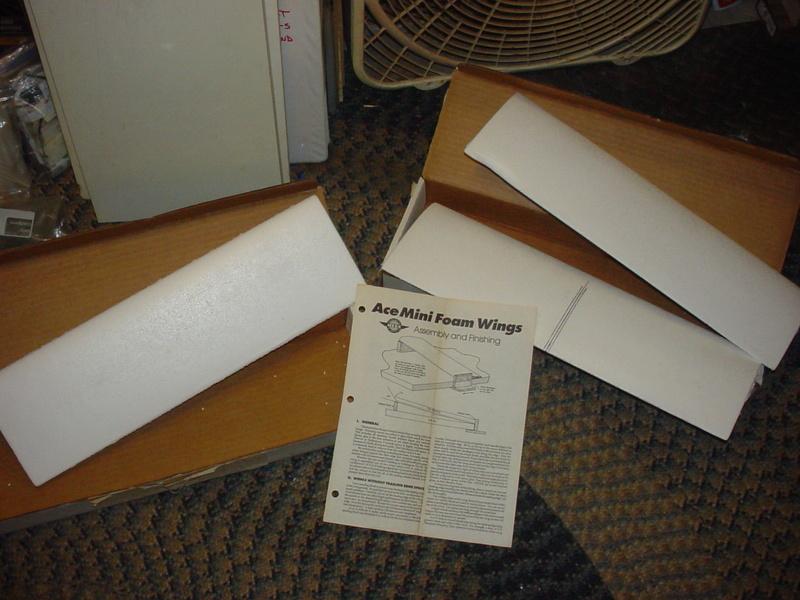 """Ace foam wing """"plans"""" Ace-b10"""