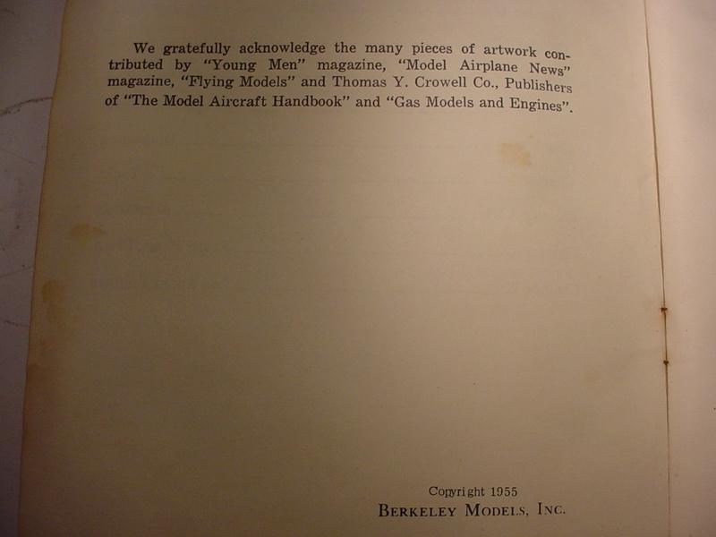 Aircraft books/media/commemoratives  Berkel11