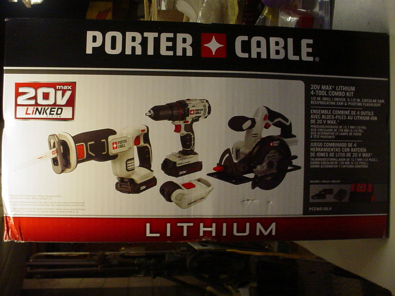 Porter-Cable sale at Lowes  Porter10