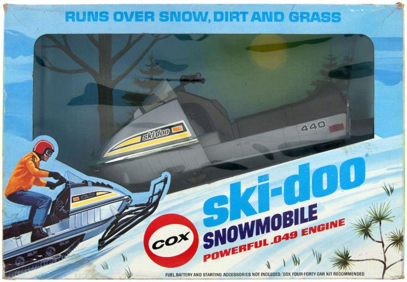 Cox Ski-Doo on eBay Ski-do10