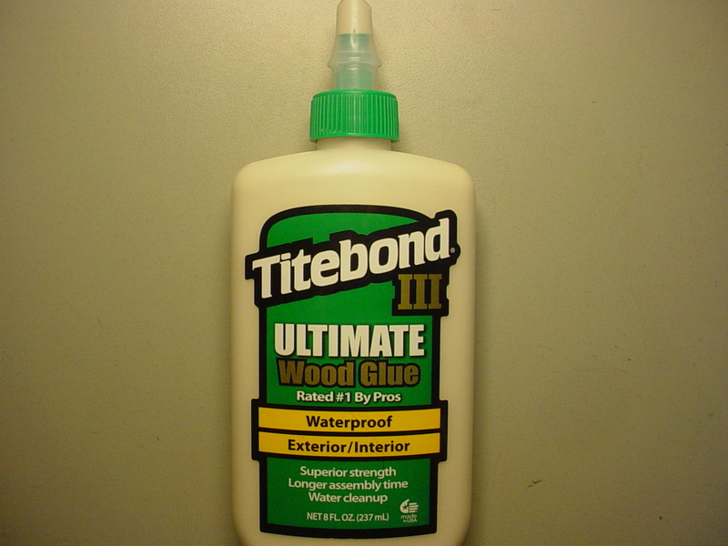 Wood glues and other questions Titebo12