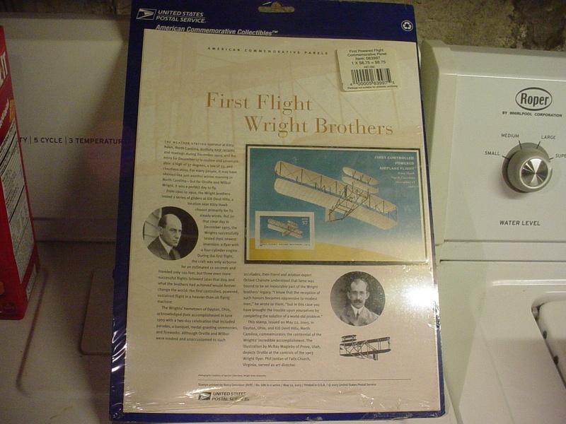 Aircraft books/media/commemoratives  Usps_110