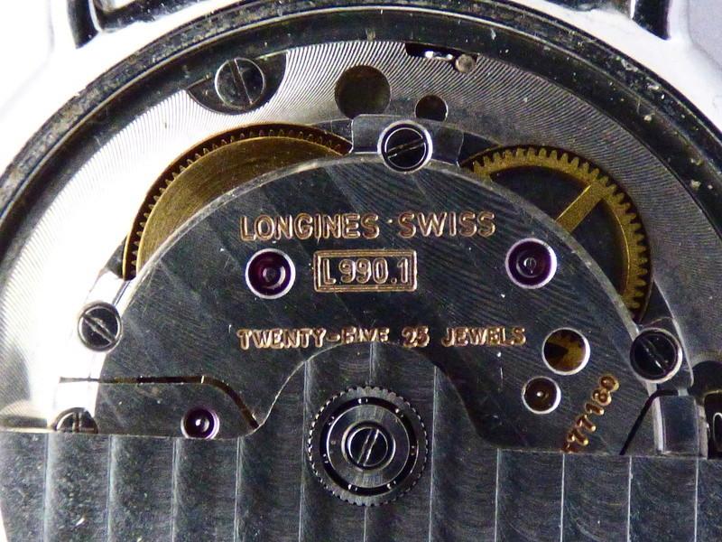 Histoire du calibre L990 de Longines calibre automatique le plus plat du monde - Page 2 P1010017