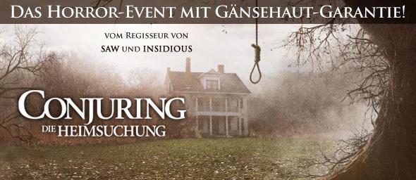Conjuring - Die Heimsuchung Conjur10