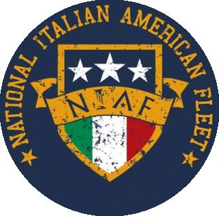 National Italian American Fleet Blason10