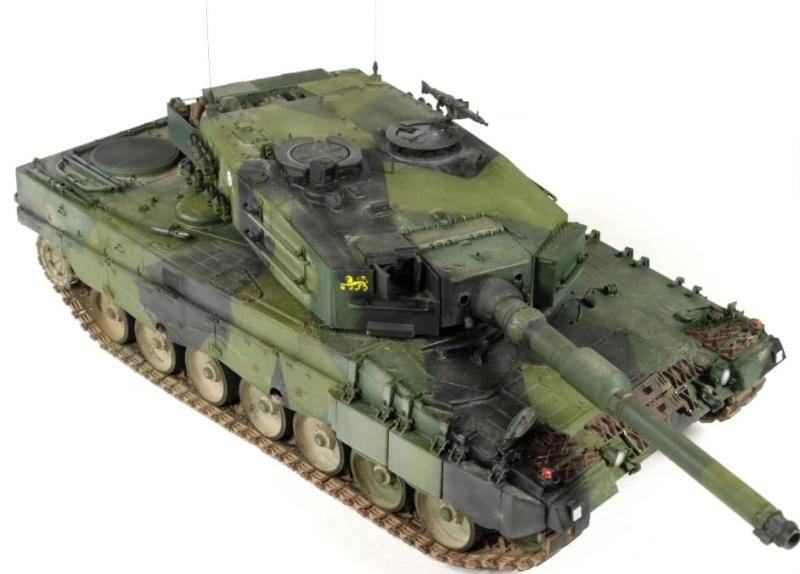 Jagdpanther WW II 1/25 Défi Killroytech _dsc0010