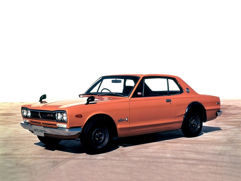 1971 nissan skyline 2000 gt-r Nissan10