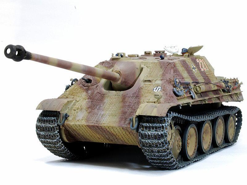 Jagdpanther WW II 1/25 Défi Killroytech Zemmer10