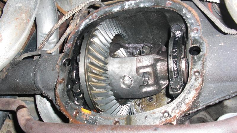GM 7.5 & 8.5 10 bolt common problem Cimg6813