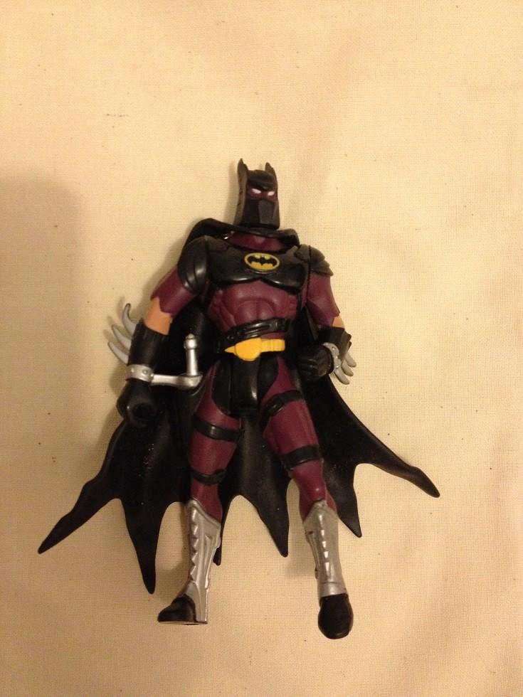 X-MEN & Bat Man Foto_518