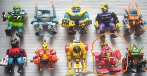 CERCO MICROROBOTS - Robottini anni 90 Kgrhqn10