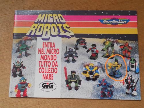 CERCO MICROROBOTS - Robottini anni 90 Kgrhqz10