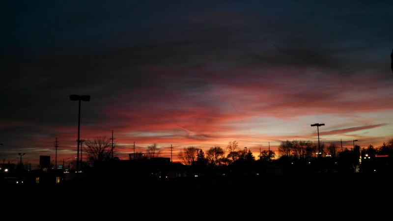 Assignment 15: Post your best work from the year. due May 19 Sunset10