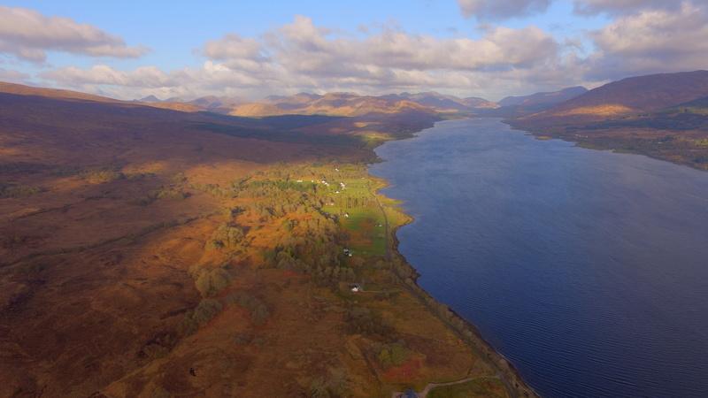 Loch Eil highlands  Dji_0012