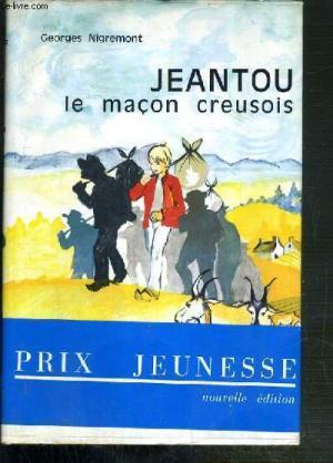 Georges Nigremont : Jeantou le maçon Creusois Md162710