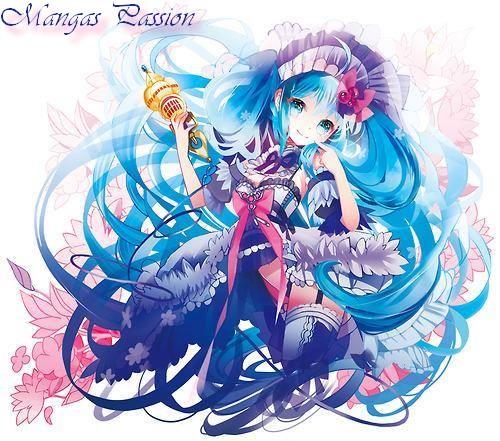 Mangas Passion ッ