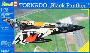 "Panavia Tornado "" Black Panther "" ( kit revell 1/72 ) Images15"