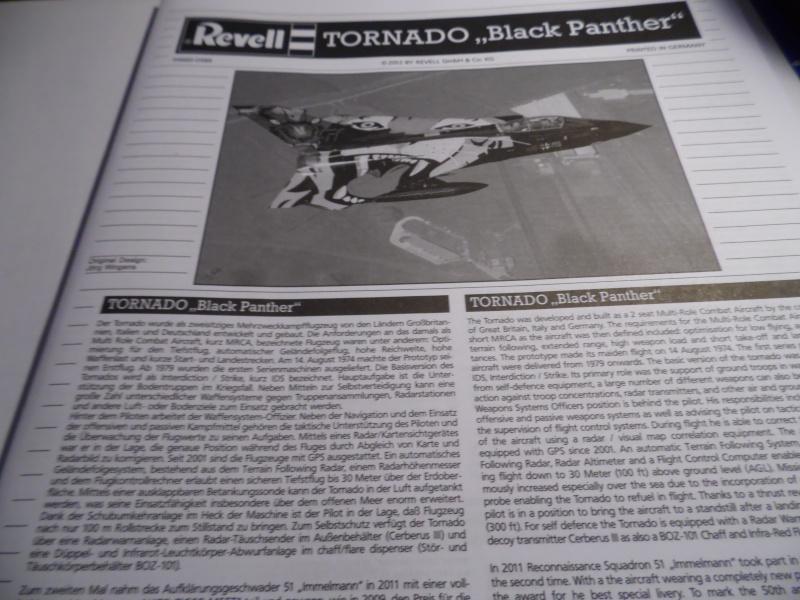 "Panavia Tornado "" Black Panther "" ( kit revell 1/72 ) Sam_0170"