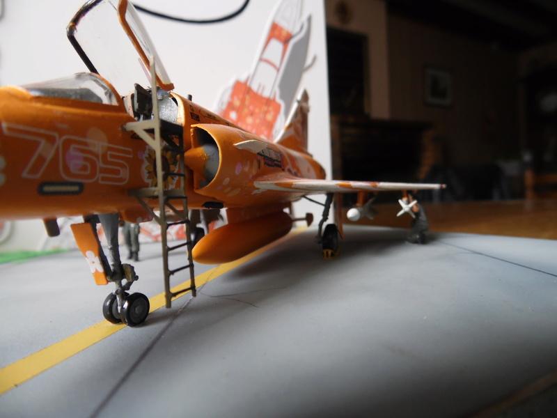 "Mirage 2000-5 ""Idolmasters"" - Hasegawa 1/72 Sam_0812"