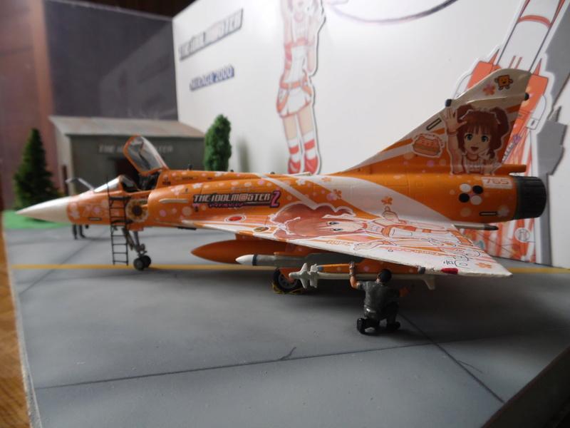 "Mirage 2000-5 ""Idolmasters"" - Hasegawa 1/72 Sam_0813"