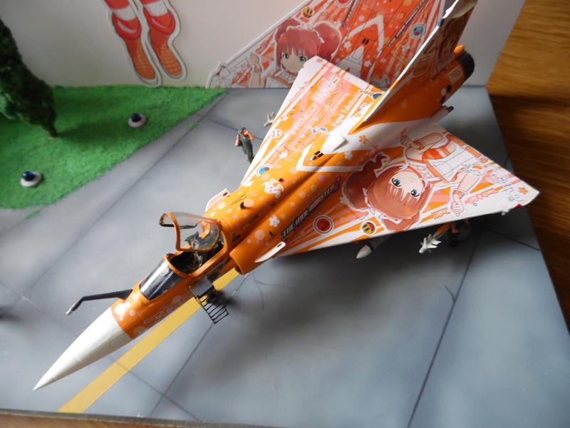 "Mirage 2000-5 ""Idolmasters"" - Hasegawa 1/72 Sam_0816"