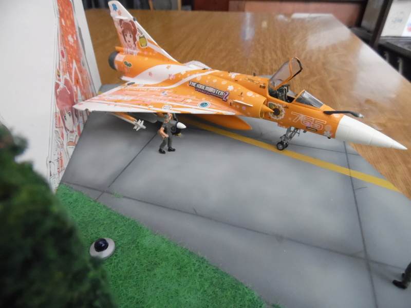 "Mirage 2000-5 ""Idolmasters"" - Hasegawa 1/72 Sam_0818"