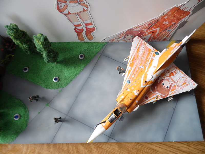 "Mirage 2000-5 ""Idolmasters"" - Hasegawa 1/72 Sam_0821"