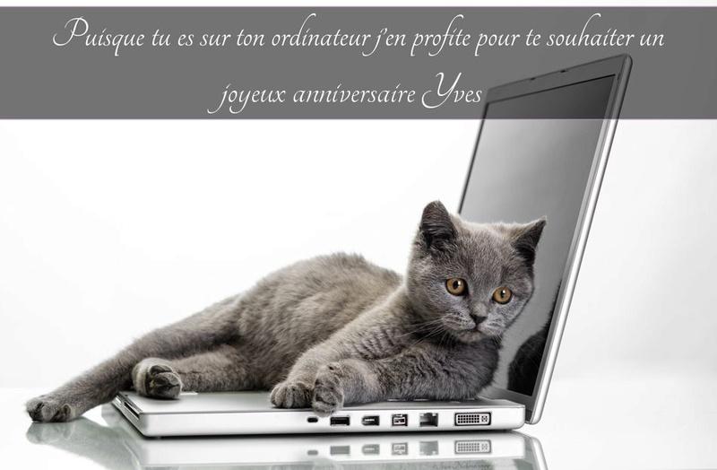 Joyeux anniversaire Yves Yves10
