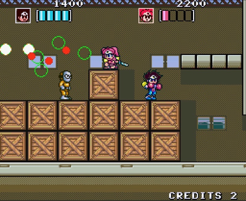 Précommande jeu Super Famicom - Kaizou Choujin Shubibinman Zero Zero_d10