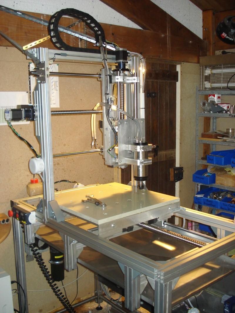 Présentation CNC terminer apres prototype  Dsc02436