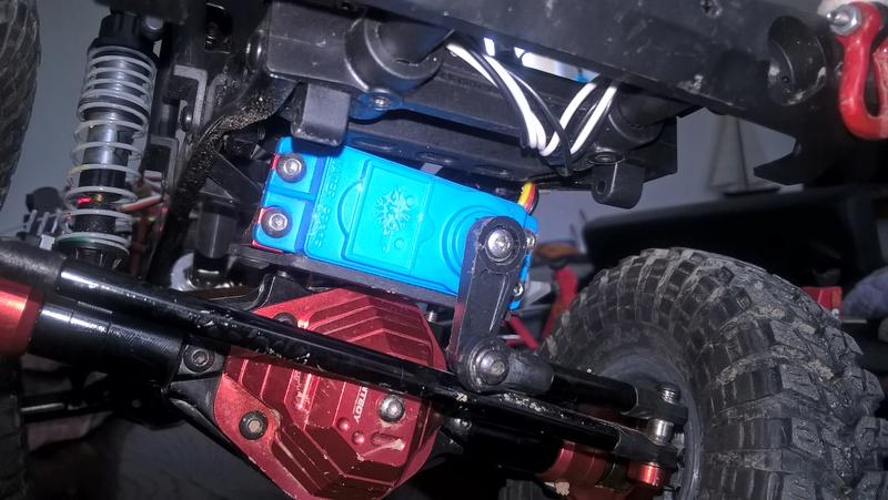 Comment régler ses suspensions ou amortisseurs pour plus de croisement pour scale 4x4 et crawler Wp_20111