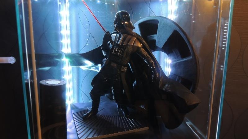 Collection n°189:Collec Star Wars sideshow hot toys koto etc Dscn5311