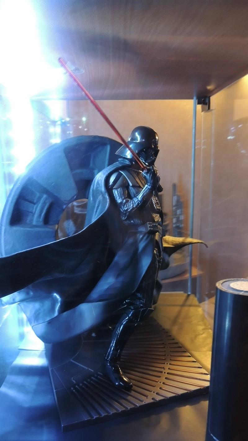 Collection n°189:Collec Star Wars sideshow hot toys koto etc Dscn5312