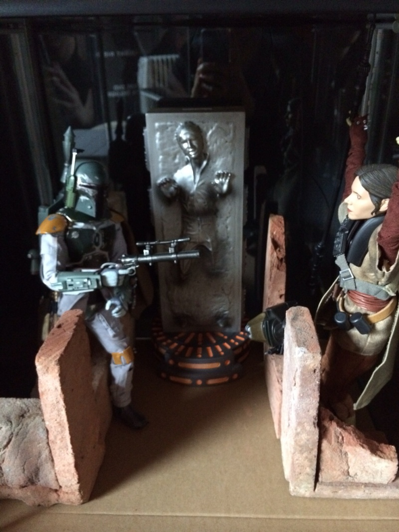Collection n°189:Collec Star Wars sideshow hot toys koto etc Image17