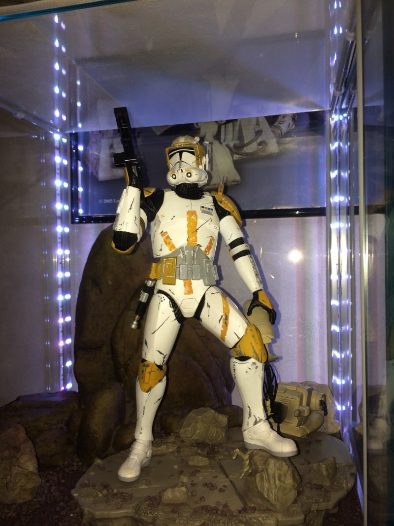 Collection n°189:Collec Star Wars sideshow hot toys koto etc Img_1511