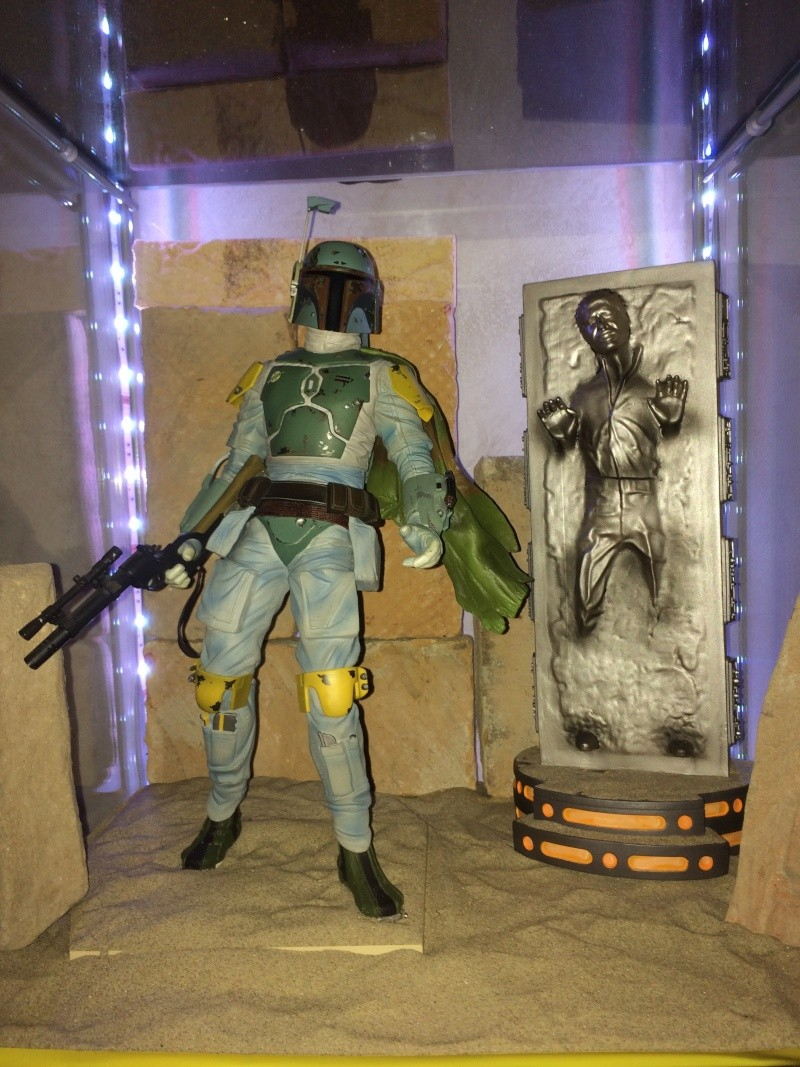 Collection n°189:Collec Star Wars sideshow hot toys koto etc Img_1512
