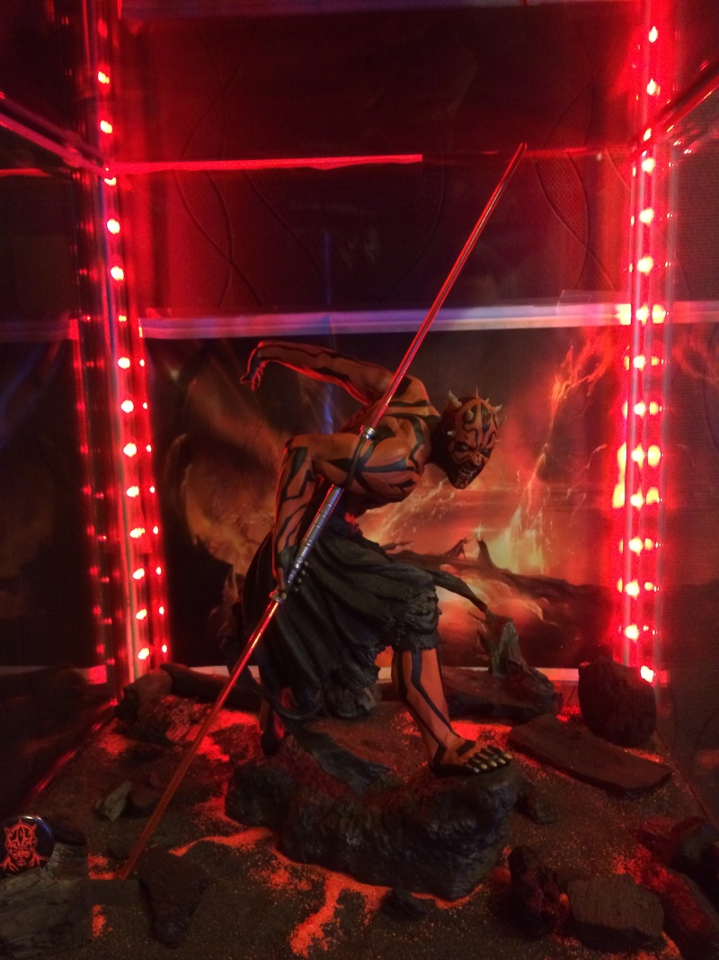 Collection n°189:Collec Star Wars sideshow hot toys koto etc Img_1513