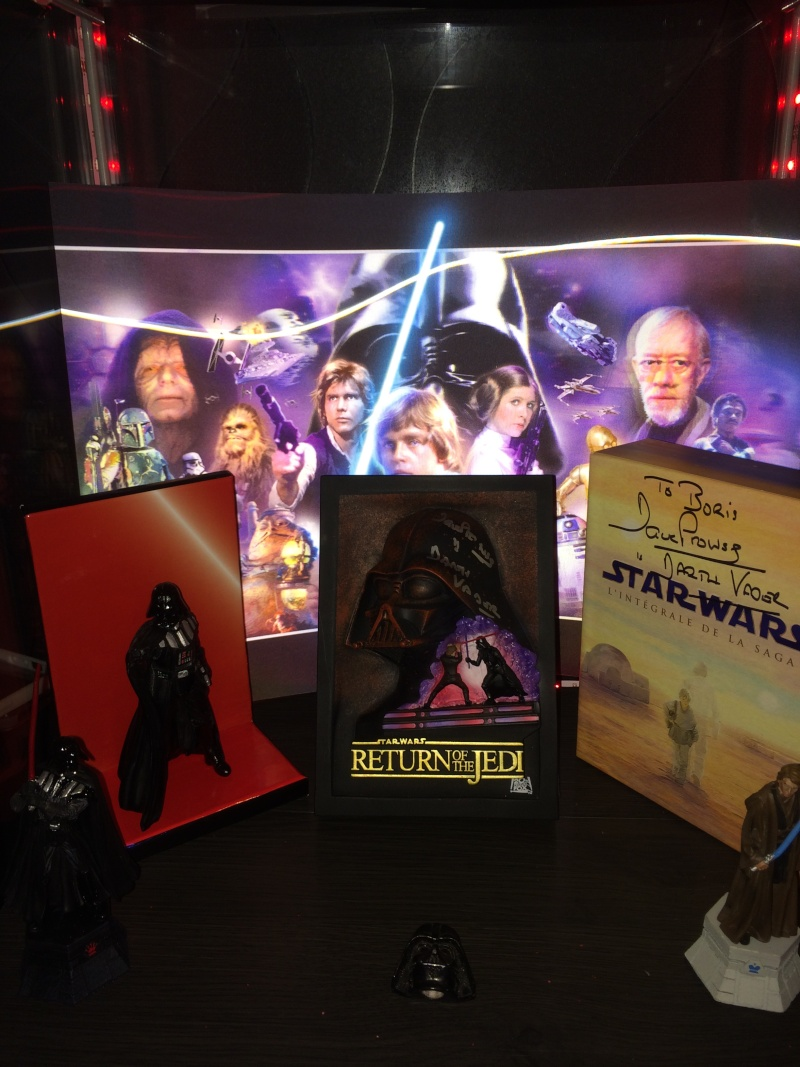 Collection n°189:Collec Star Wars sideshow hot toys koto etc Img_1514