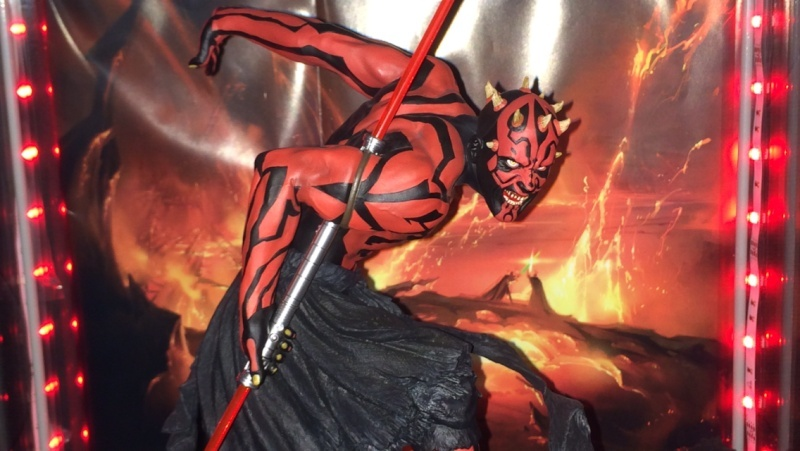 Collection n°189:Collec Star Wars sideshow hot toys koto etc Img_1516