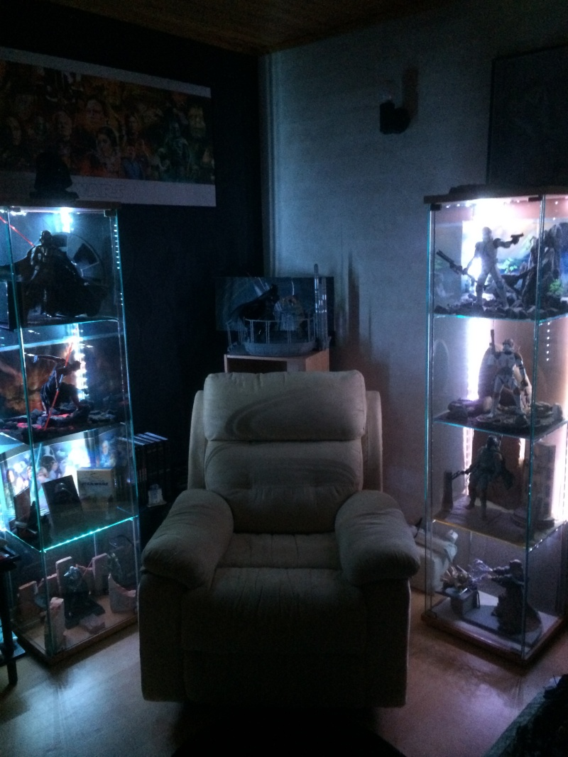 Collection n°189:Collec Star Wars sideshow hot toys koto etc Img_1610