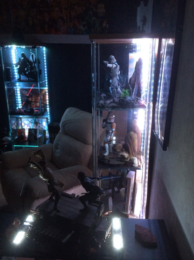 Collection n°189:Collec Star Wars sideshow hot toys koto etc Img_1611