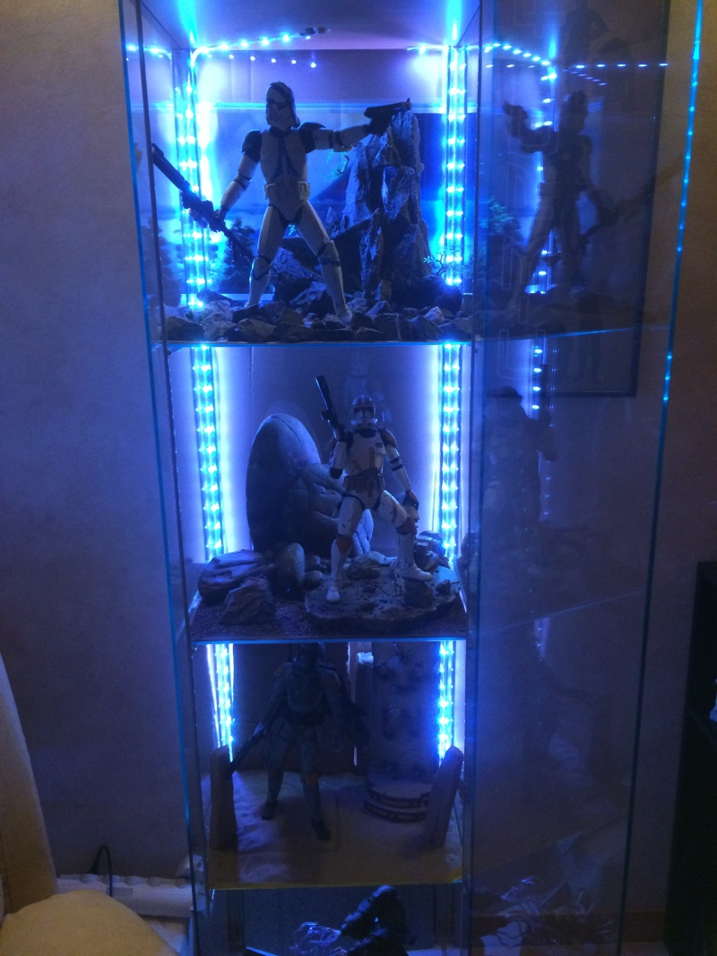 Collection n°189:Collec Star Wars sideshow hot toys koto etc Img_1612