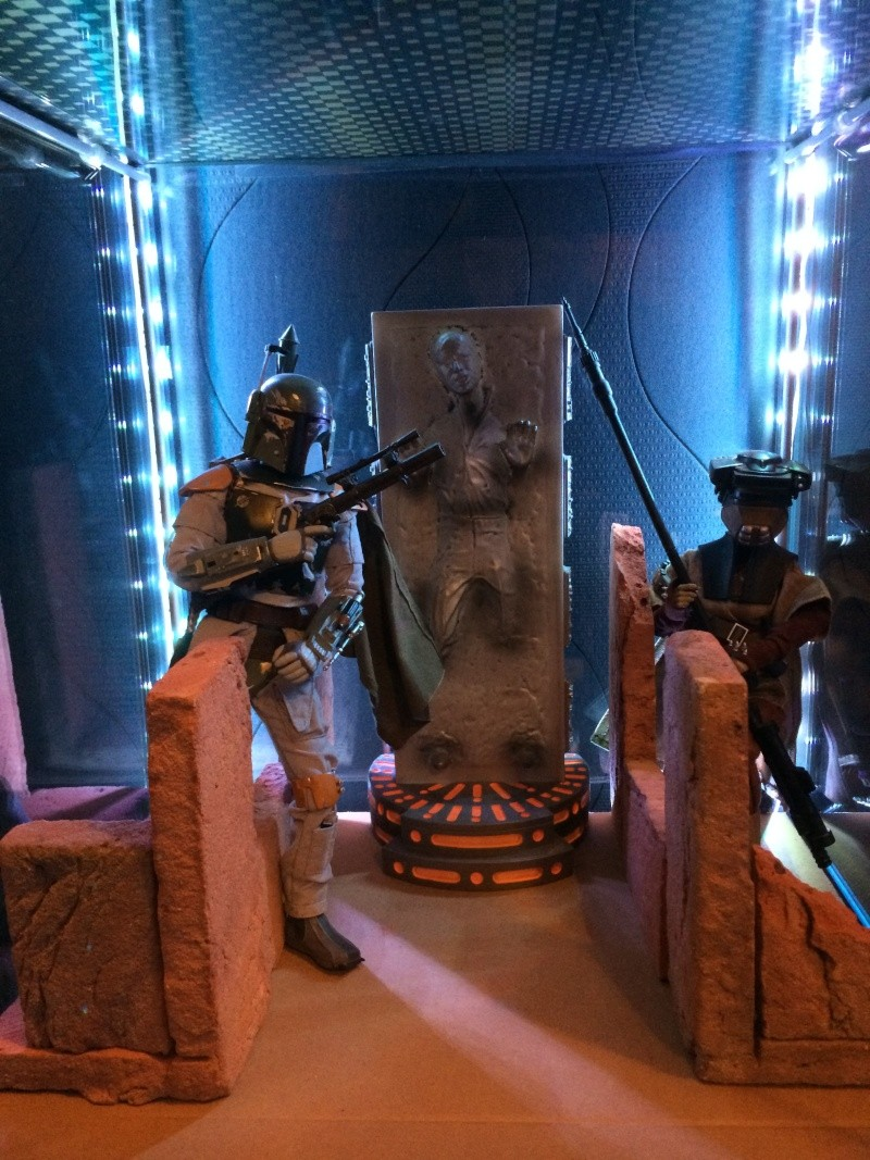 Collection n°189:Collec Star Wars sideshow hot toys koto etc Img_1614