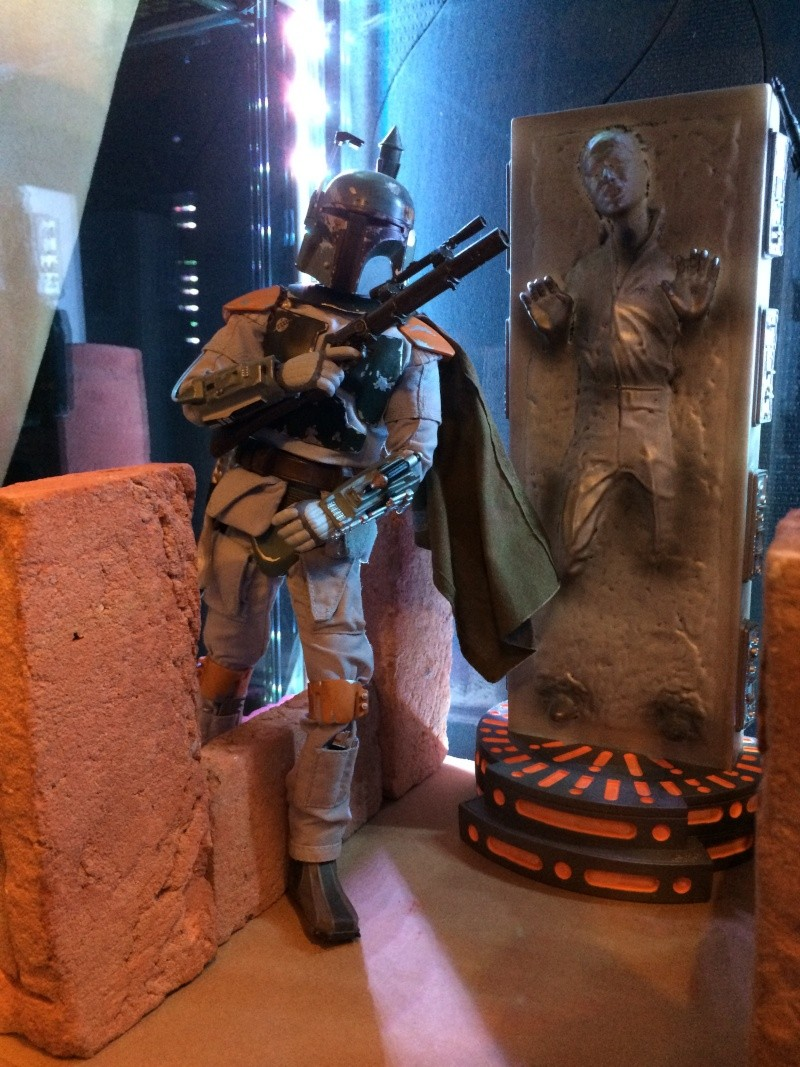 Collection n°189:Collec Star Wars sideshow hot toys koto etc Img_1616