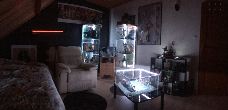 Collection n°189:Collec Star Wars sideshow hot toys koto etc Img_1620