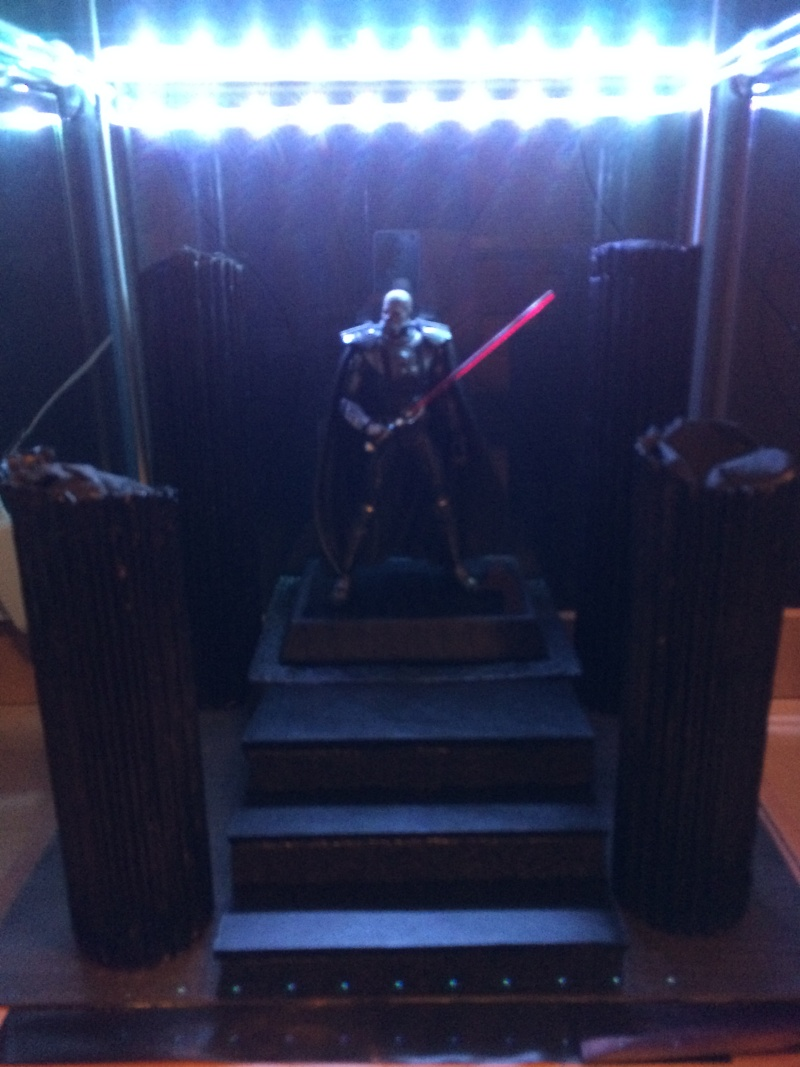 Collection n°189:Collec Star Wars sideshow hot toys koto etc Img_1811